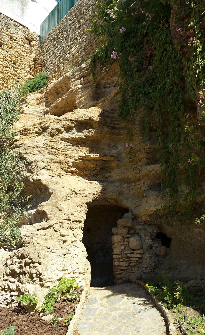 ermita mozarabe Ronda