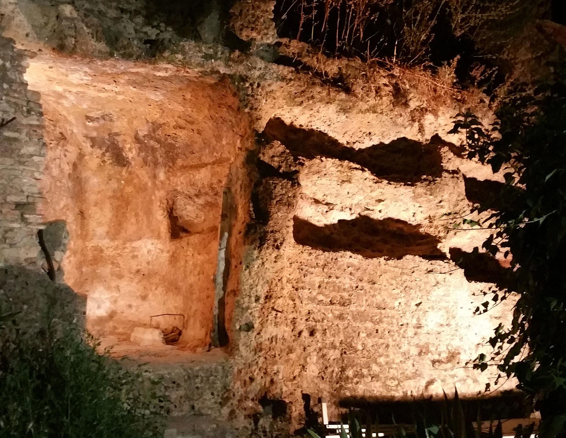 ermita rupestre mozárabe